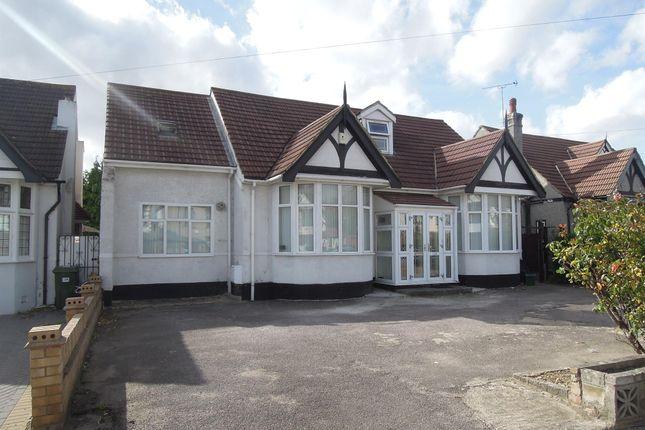 Thumbnail Detached bungalow for sale in Goodmayes Lane, Goodmayes, Ilford