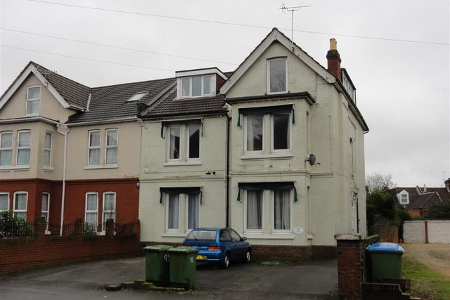Thumbnail Semi-detached house for sale in Hill Lane, Southampton