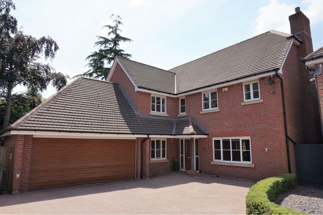 Thumbnail Detached house for sale in The Gardens, Sutton Coldfield