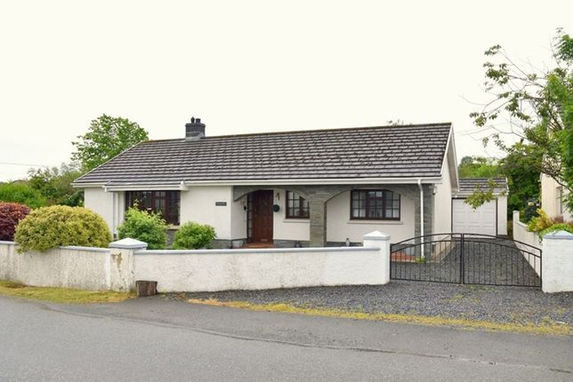 Thumbnail Detached bungalow for sale in Dre-Fach Felindre, Llandysul