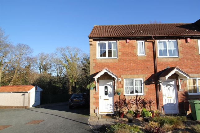 2 bed end terrace house for sale in Ashwood Park Road, Plympton, Plymouth PL7
