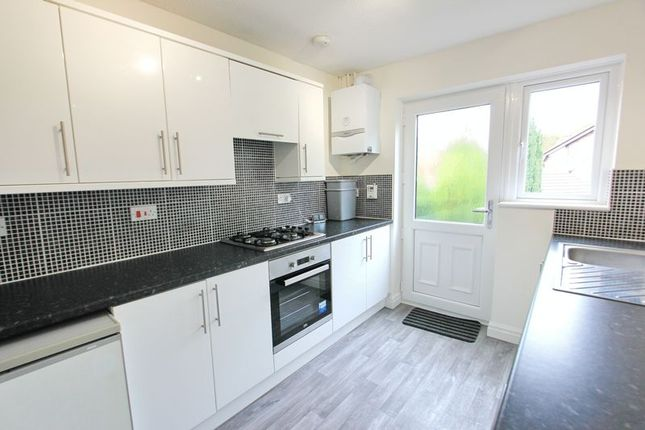 Kitchen of Hamilton Close, Prestwich, Manchester M25