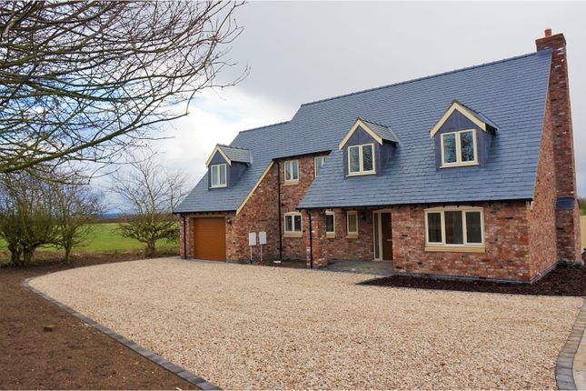 Thumbnail Detached house for sale in Tillbridge Road, Sturton By Stow, Lincoln