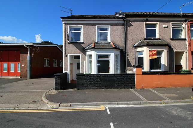 Thumbnail Terraced house for sale in Oxford Street, Treforest, Pontypridd