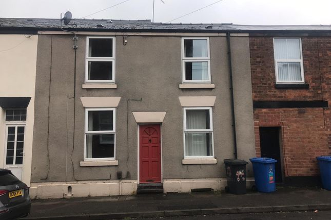 Thumbnail Terraced house to rent in Bedford Street, Derby