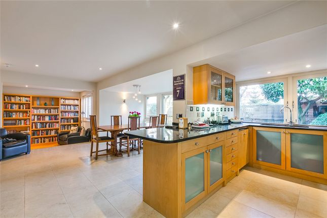 Kitchen of Lonsdale Road, London SW13