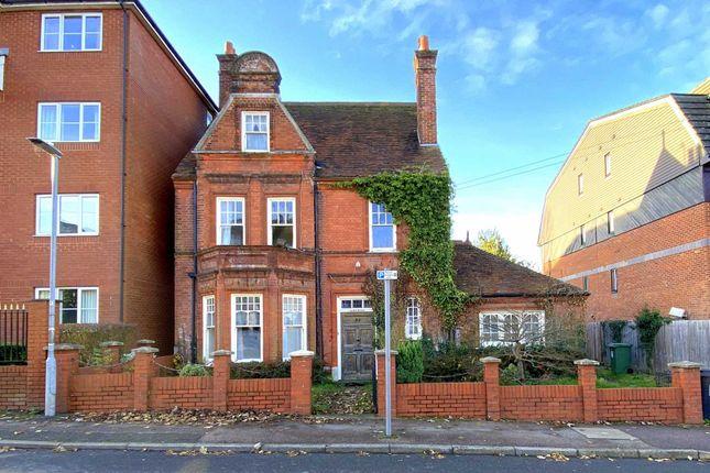 Thumbnail Land for sale in 34 Alexandra Road, Old Town, Hemel Hempstead.
