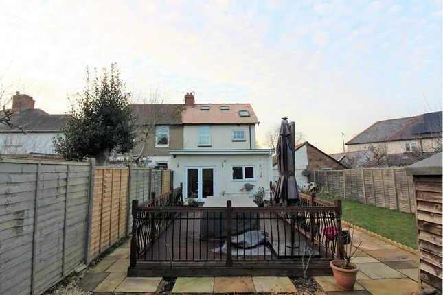 Thumbnail Semi-detached house to rent in Bloxham Road, Banbury