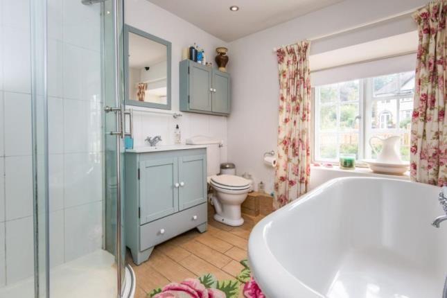 Bathroom of Newton Poppleford, Sidmouth, Devon EX10