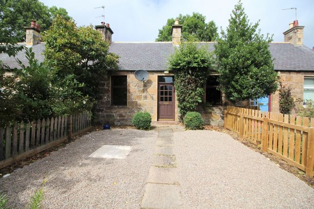 Thumbnail Terraced bungalow for sale in Burnside Cottages, Forres