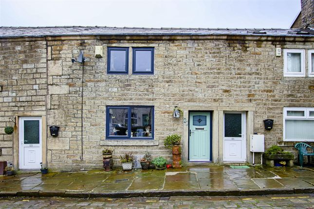 Thumbnail Cottage for sale in Bury Road, Edenfield Ramsbottom, Bury