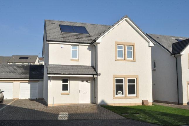 Thumbnail Detached house for sale in Kessington Gate, Bearsden, East Dunbartonshire