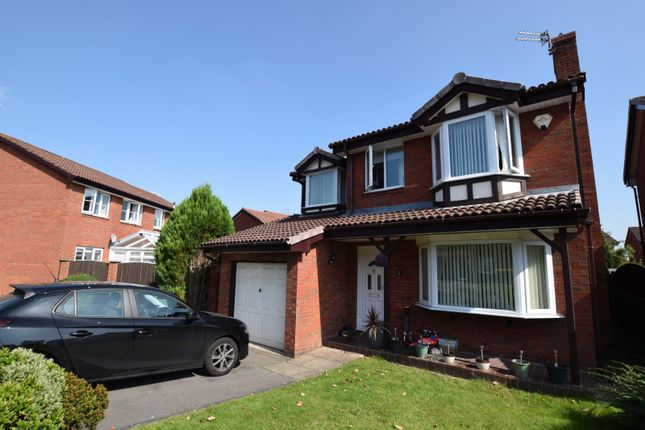 Thumbnail Detached house to rent in Home Farm Avenue, Macclesfield
