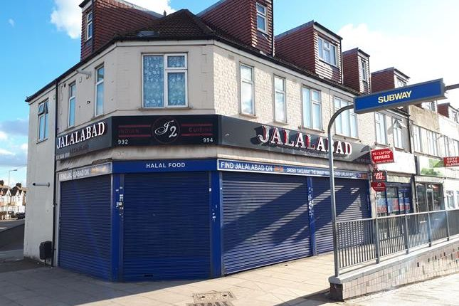 Thumbnail Commercial property for sale in 992-994 Eastern Avenue, Ilford, Essex