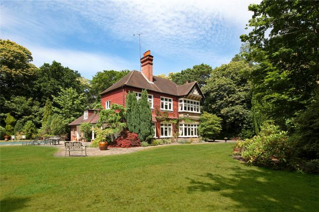 Thumbnail Detached house for sale in Heathfield Avenue, Sunninghill, Ascot, Berkshire