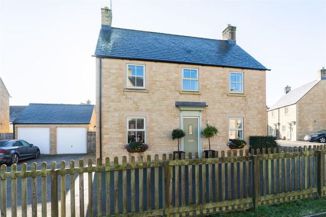 Thumbnail Detached house for sale in Bibury Corner, Bourton On The Water, Gloucestershire