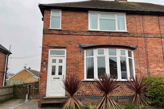 Thumbnail Semi-detached house to rent in Kirkman Road, Heanor