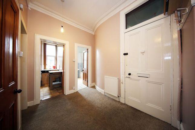 Hallway of Bellefield Avenue, Dundee DD1