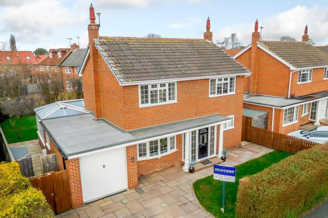 Thumbnail Detached house for sale in Lucas Road, Tockwith, York