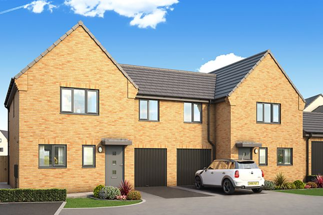 """4 bed property for sale in """"Oakley"""" at """"Oakley"""" At Kilcoy Drive, Kingswood, Hull HU7"""