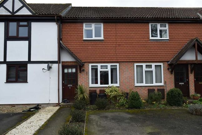 Thumbnail Terraced house to rent in The Orchard, Dunton Green