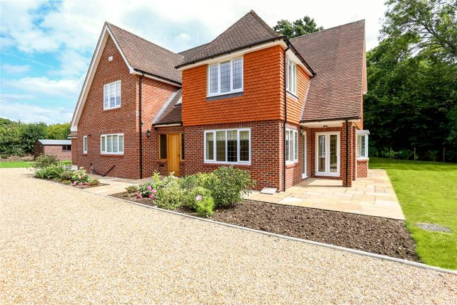 Thumbnail Detached house for sale in St. Marys Road, Liss, Hampshire