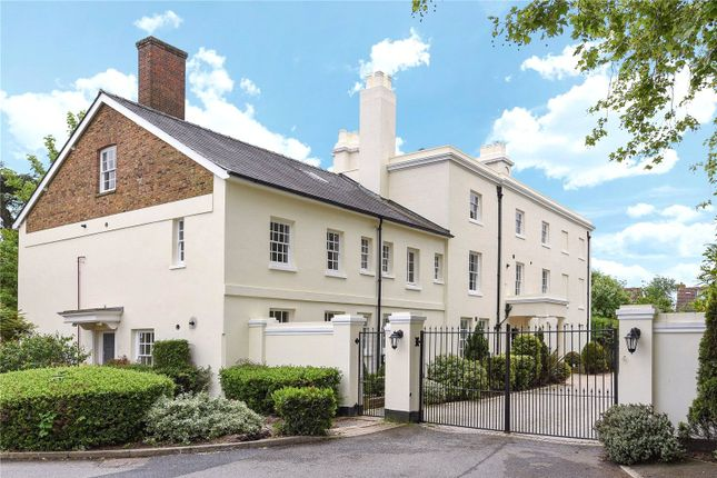 Thumbnail Flat for sale in Harefield House, High Street, Harefield, Uxbridge