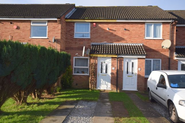Thumbnail Terraced house for sale in Yeo Close, Efford, Plymouth