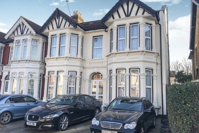 Thumbnail Semi-detached house for sale in The Drive, Ilford