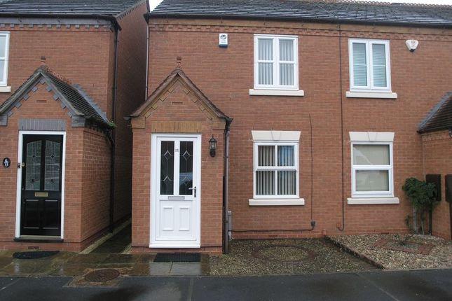 Thumbnail Terraced house for sale in Mary Macarthur Drive, Cradley Heath