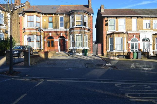 Thumbnail Property to rent in Fairlop Road, London