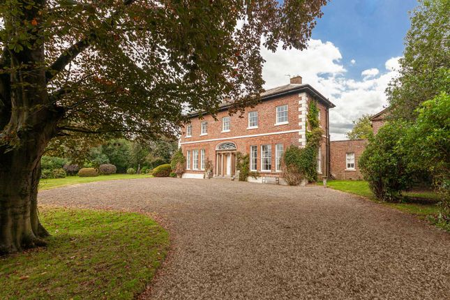 Thumbnail Country house for sale in Harker Lodge, Harker, Carlisle, Cumbria
