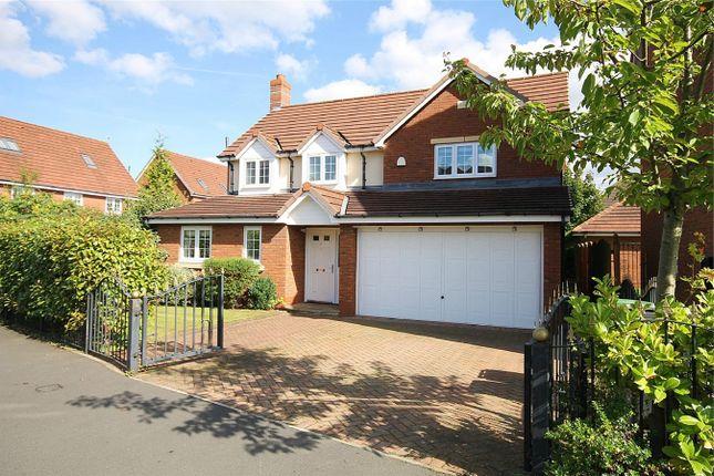 Thumbnail Detached house for sale in Savannah Place, Great Sankey, Warrington
