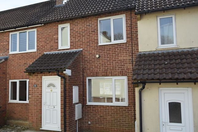 Thumbnail Terraced house for sale in Campion Gardens, Chard