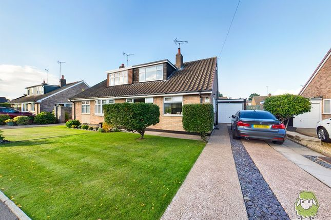 3 bed semi-detached bungalow to rent in Dunelm Close, Sutton-In-Ashfield NG17