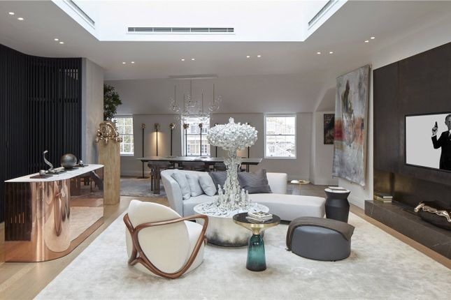 Thumbnail Flat for sale in The Wedgwood, Penthouse Apartment, The Park Crescent, Regent's Park