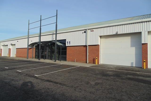 Thumbnail Light industrial to let in Unit 11 Blaydon Trade Park, Toll Bridge Road, Blaydon-On-Tyne