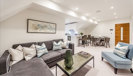 Thumbnail Flat to rent in Palace Wharf Apartments, Rainville Road, Fulham, London