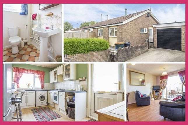 Thumbnail Semi-detached bungalow for sale in Stockton Close, Newport