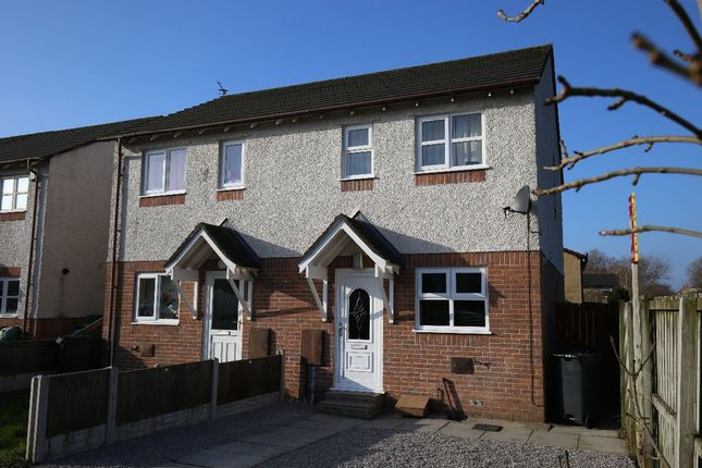 Thumbnail Semi-detached house for sale in Rysdale Crescent, Westgate, Morecambe