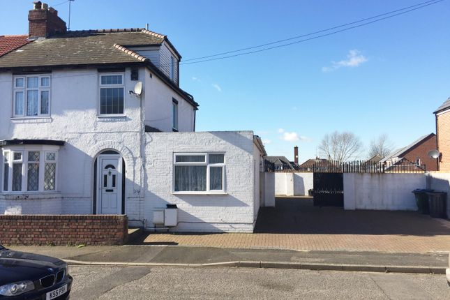 Thumbnail Semi-detached house for sale in St Peters Street, West Bromwich