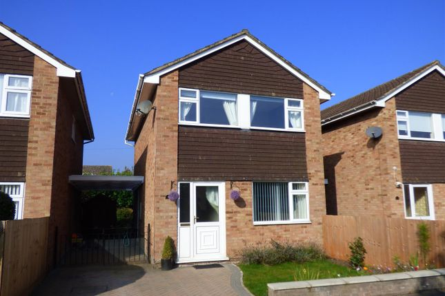 Thumbnail Detached house to rent in Wintour Close, Chepstow