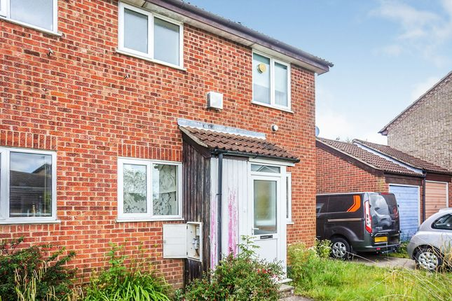 Thumbnail Mews house for sale in Gainsborough Drive, Halesworth