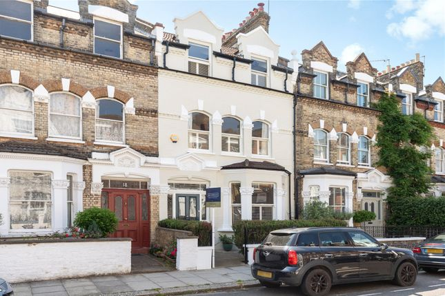 5 bed terraced house for sale in Fulham Park Gardens, Parsons Green, Fulham, London SW6