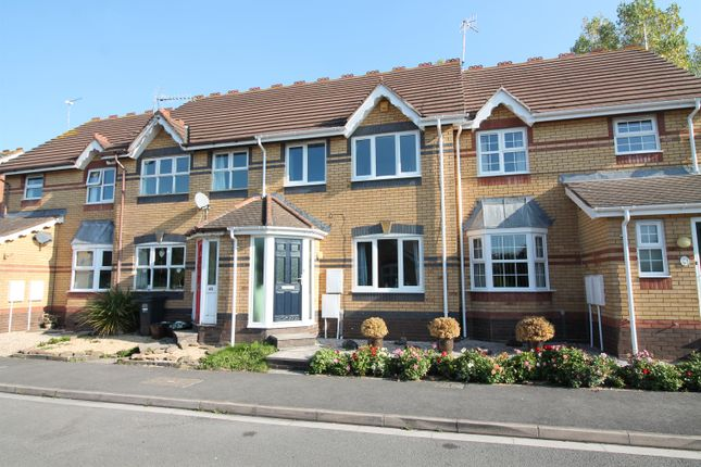 Thumbnail Terraced house for sale in Heron Gardens, Portishead, North Somerset