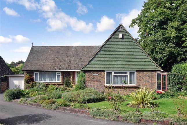 Thumbnail Detached bungalow for sale in Glen Road End, Wallington, Surrey