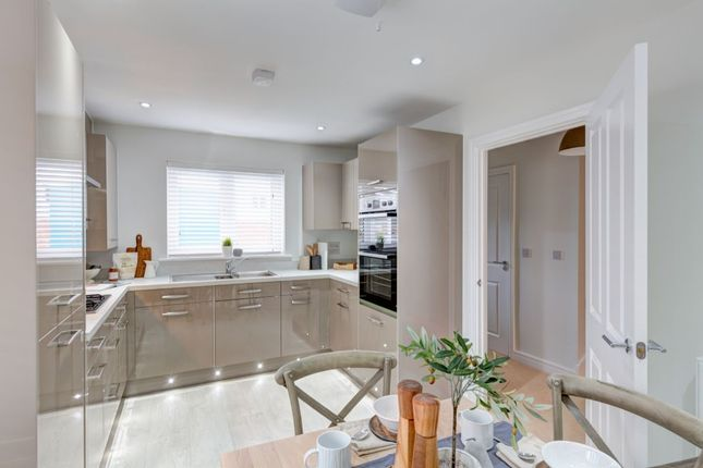 Thumbnail Detached house for sale in The Oak Nightingale Close, Elburton, Plymouth