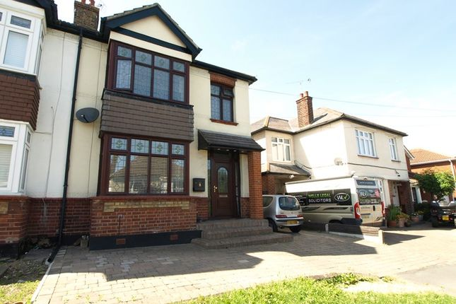 Thumbnail Property to rent in Daws Heath Road, Rayleigh