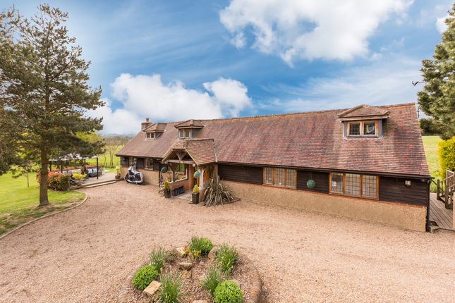 Thumbnail Barn conversion for sale in The Square, Newchapel Road, Lingfield