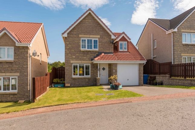 Thumbnail Detached house for sale in Woodlands Park, Westhill, Inverness, Highland